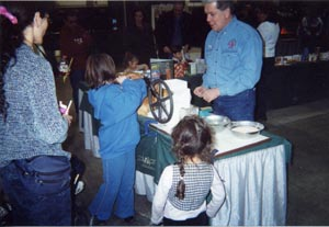 Pictures from the Calgary Exhibition that was part of the Canadian Grain Commision's Education in Agriculture