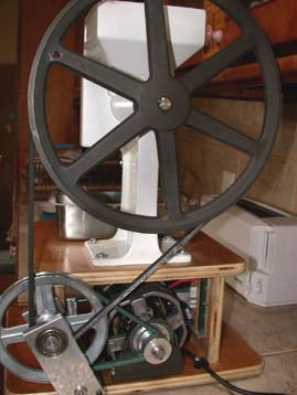 Motorizing Your Grain Mill | Country Living Grain Mills on